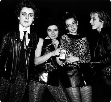 54 Mujeres - The Slits