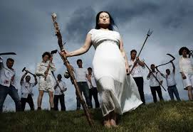 Eliza Carthy y the Wayward band, Big Machine, imagen promocional