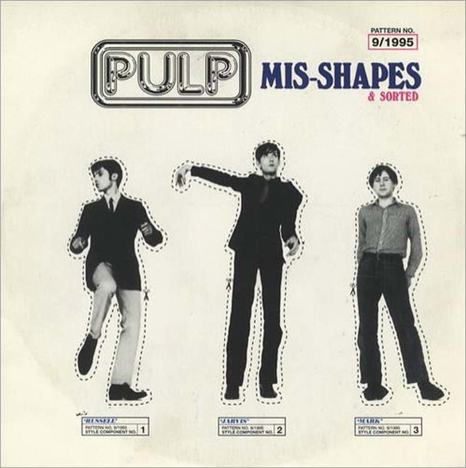 Mis-Shapes, Pulp