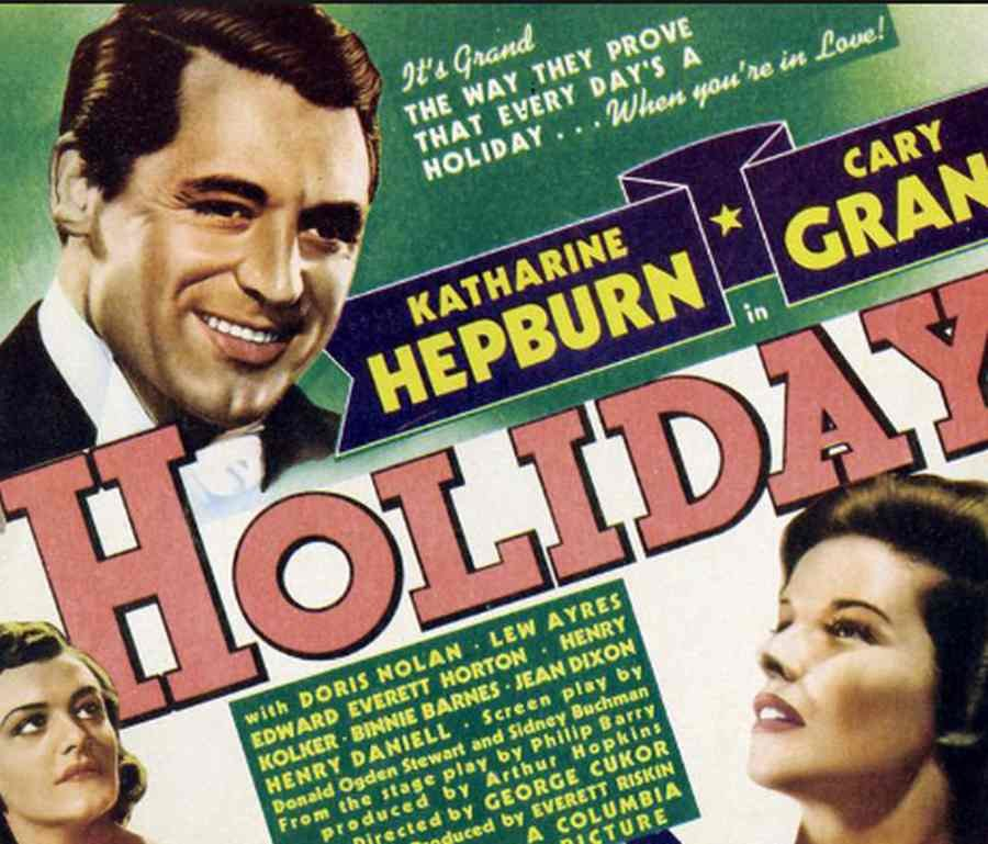 Holiday (1938) de George Cukor